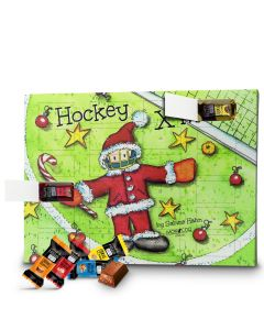 """Goalie"" Adventskalender ""Lindt HELLO"""